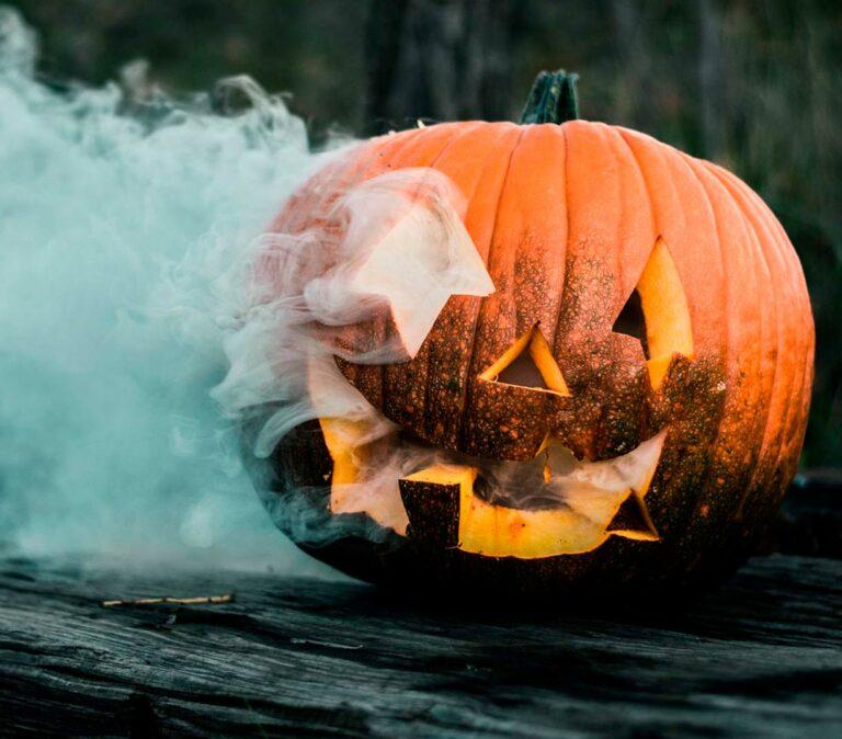 Halloween i Destination Sjælland