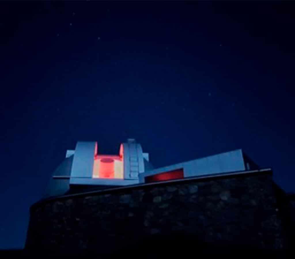 G-Astronomisk Aften paa Brorfelde